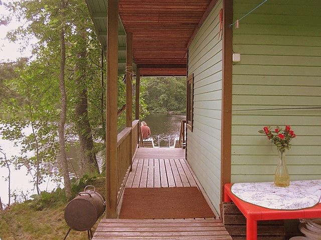 sauna bridge