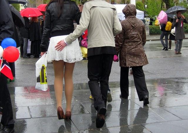 Симпатичные ножки фото на улице фото 182-895