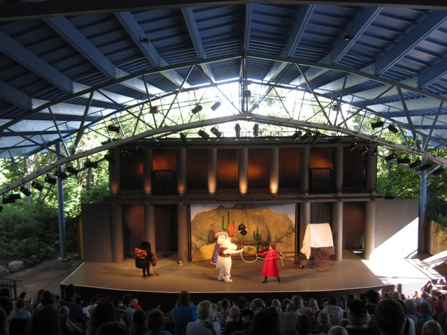 Театр Емма и спектакль каждый час