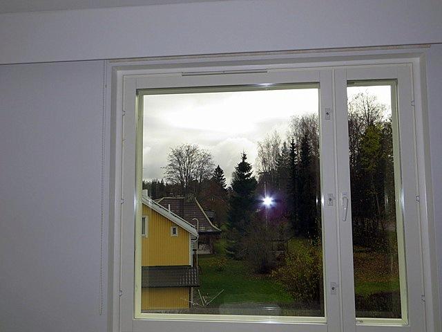 чистое окно