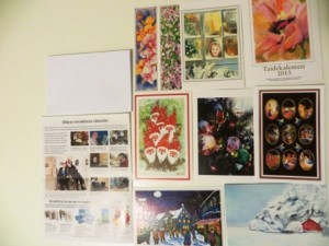открытки зимние