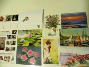 открытки весенние