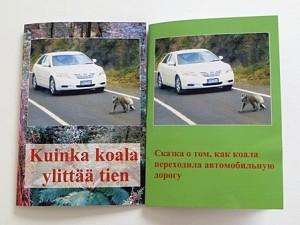 обложка две книги