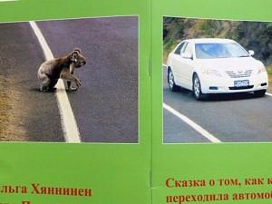 обложка русской книжки