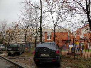 решетки у детского садика