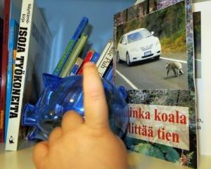 книги копилка палец онни