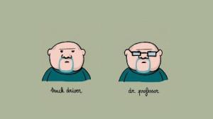 очки и без