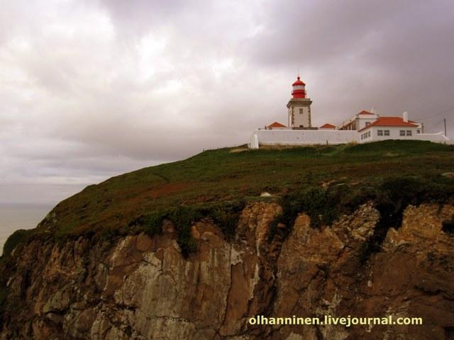маяк на скале Кабо да Роко