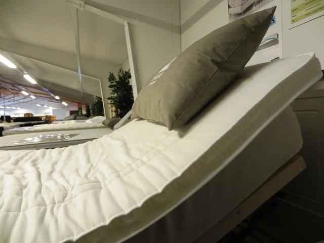 полусидячее положение кровати
