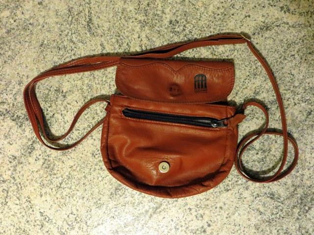 старая монастырская сумочка