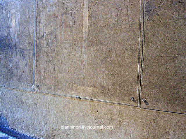 Снять граффити Микеланджело качественно у меня не получилось