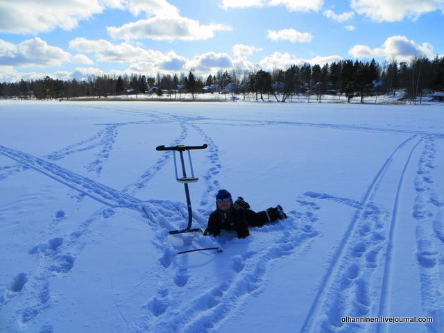 33-хорошо и в снегу поваляться, чтобы отдохнуть