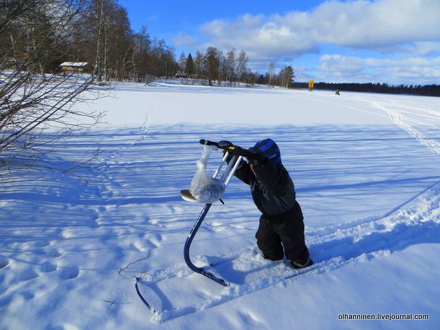 37-иногда снег глубокий