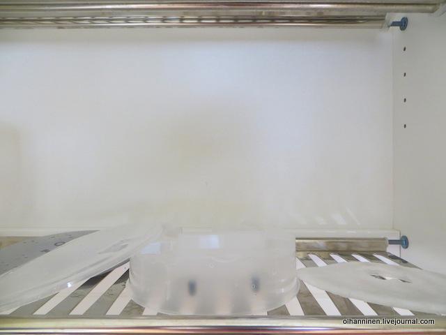 сушим фильтр и контейнер пылесоса