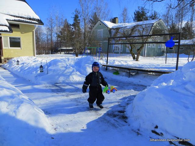 08-в частных домах снег убирают сами