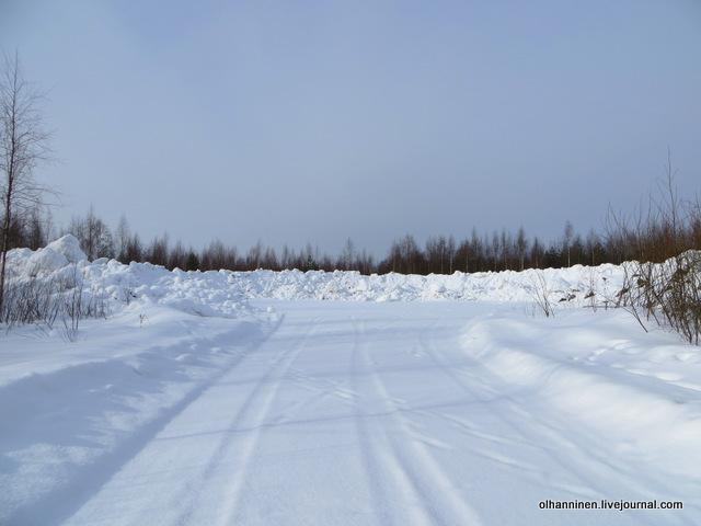 09-свалка снега