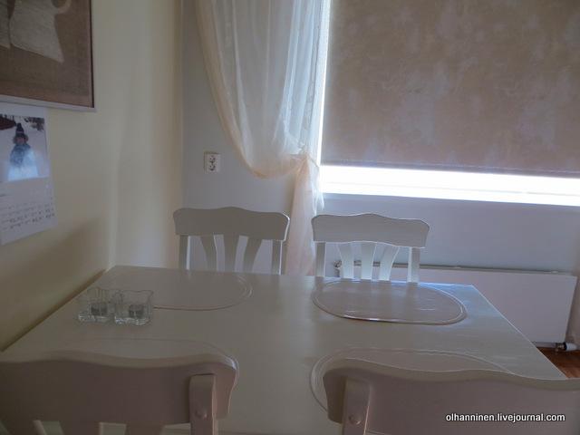 11-гостевая розетка на кухне, в нее втыкается также рождественский шетнадцатисвечник, когда стоит на окне