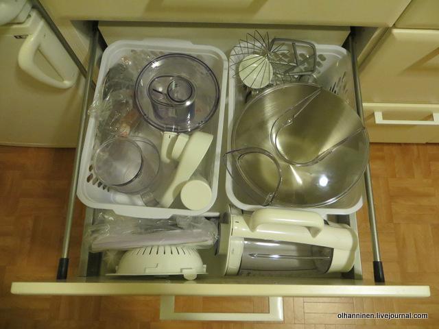 насадки для кухонного комбайна