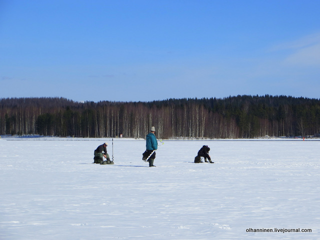 5 рыбаки - друзья и муж