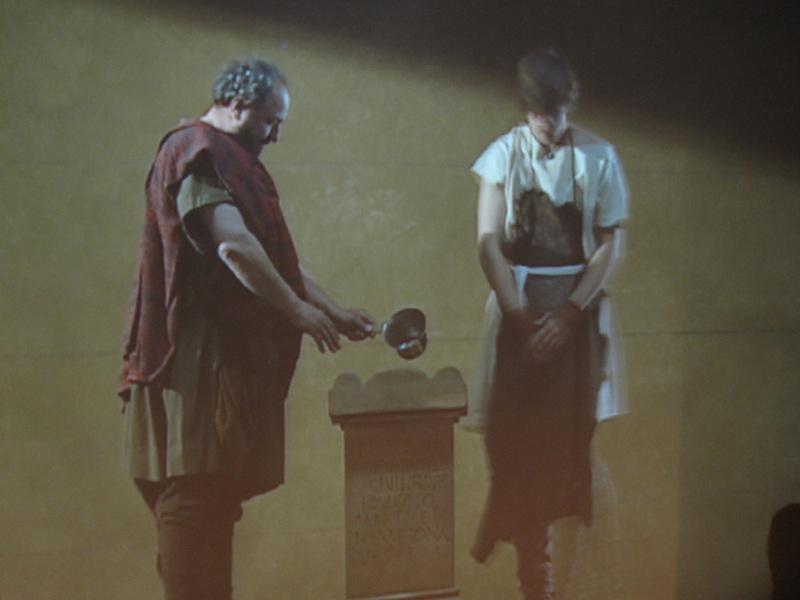 Римские бани - что-то вроде аналога современного клуба
