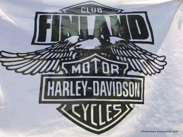 02 эмблема Harley Davidson in Finland