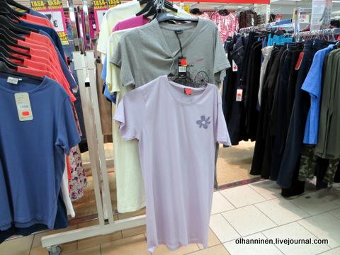 ночные рубашки в магазине