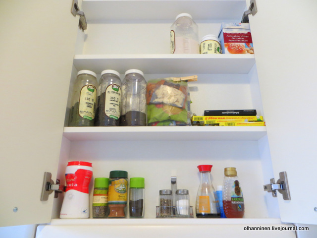 вороночник в шкафчике для специй в банке для готовки и к столу как приправа к уже приготовленной пище