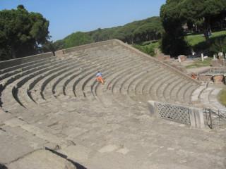 Ostia Antica,  Italy,  Rome,  2009