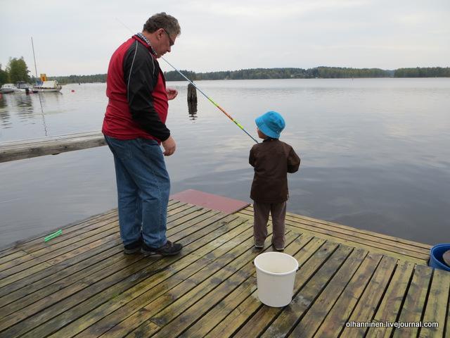 рыболовная право во  финляндии