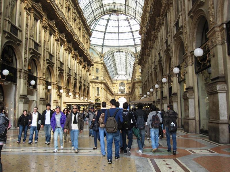 Милан – столица моды и дизайна