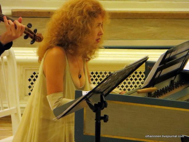 11 Ирина играет серьезную и трудную тему