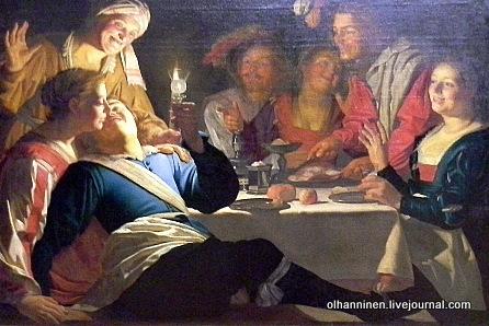 Хонтхорст, Герард ван Блудный сын