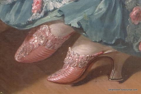 05 туфельки без задника типа сабо