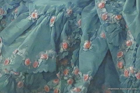 08 складки платья