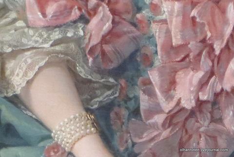 12 кружева и браслеты мадам