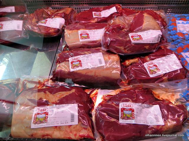 06 мясо и сосиски