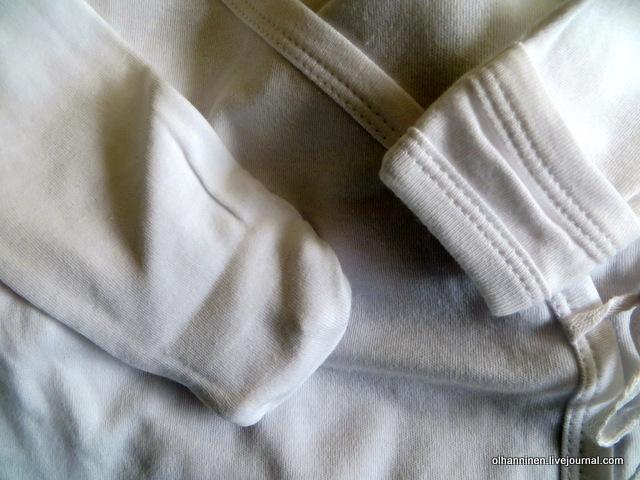 12 рубашечка с рукавичками