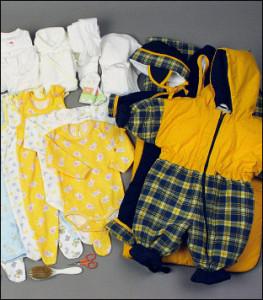 детский набор 1999
