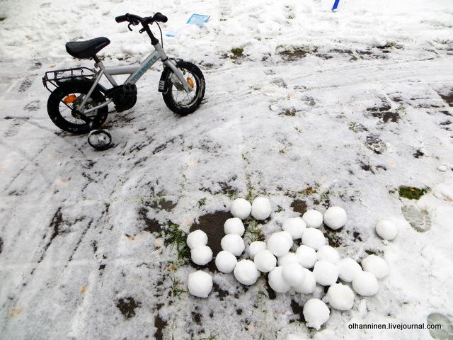 00 готовые снежки