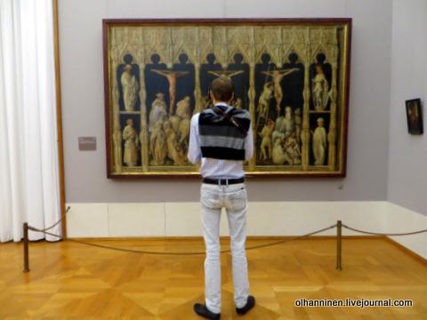 01 французский юноша, поклонник средневековья