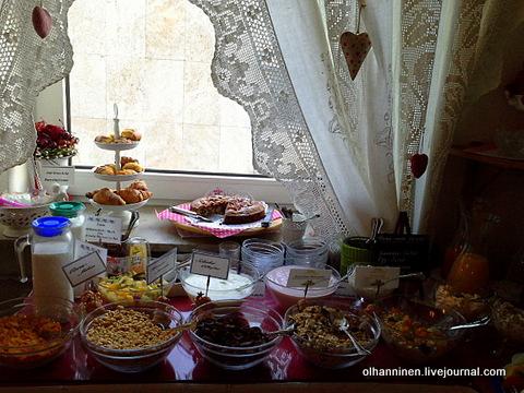 09 сладкий стол в отеле