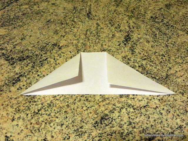 23 складываем треугольники
