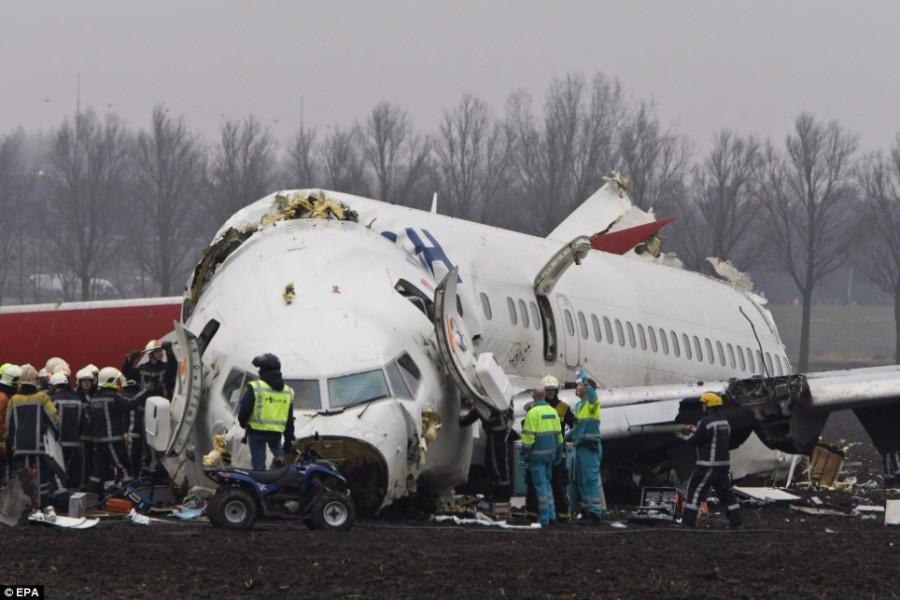 Почему падают наши самолеты, а в авиакатастрофах гибнут люди?