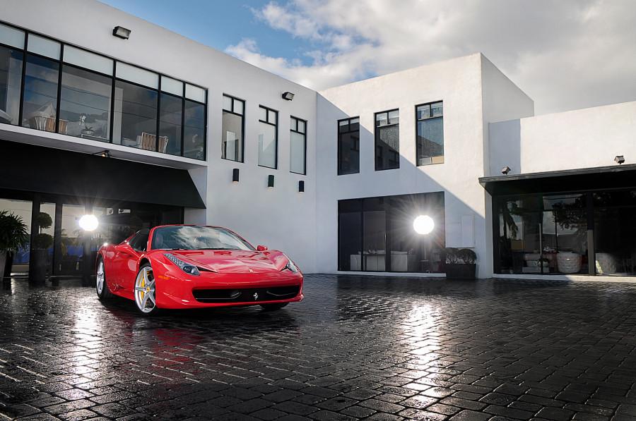 Ferrari 458 Spider на прокат в Майами!