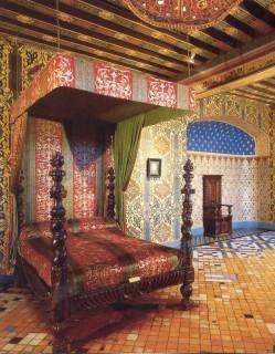 Средневековый стиль в интерьере