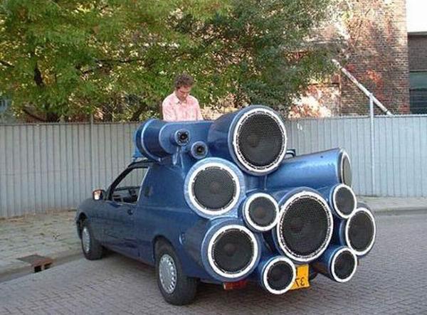 Акустика автомобиля своими руками - Astro-athena.Ru