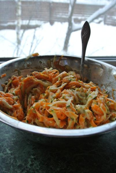 оладьи овощные (5)
