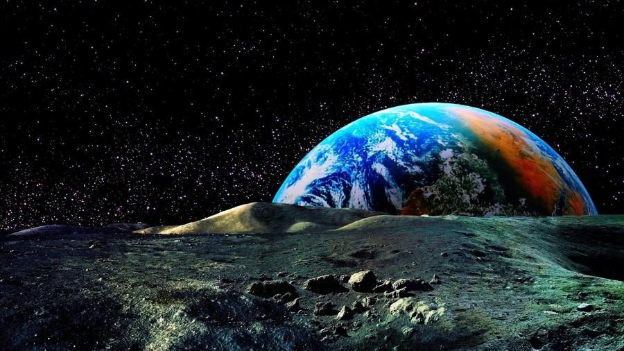Updated Universe. Эфир Отражение отражений. Прощай, Луна. maxresdefault