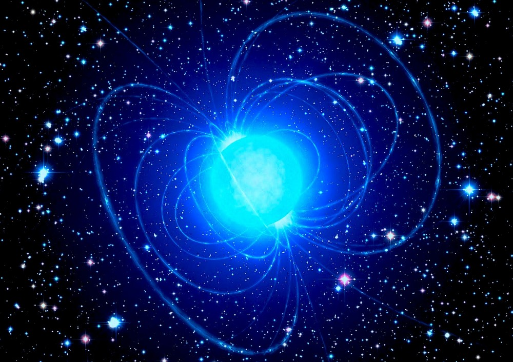 Artist's_impression_of_the_magnetar_in_the_extraordinary_star_cluster_Westerlund_1