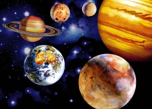 Солнечная система-1